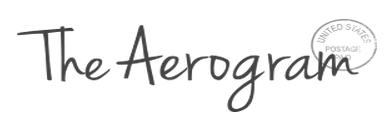 the aerogram